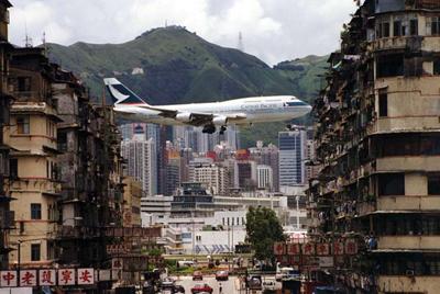 Különleges és olykor veszélyes repülőterek